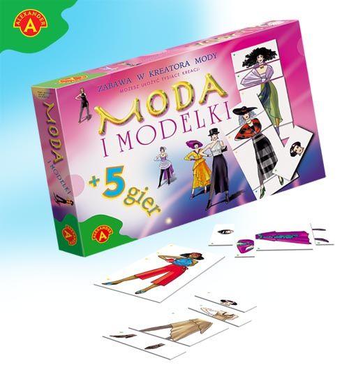ALEXANDER Moda i modelki +4L