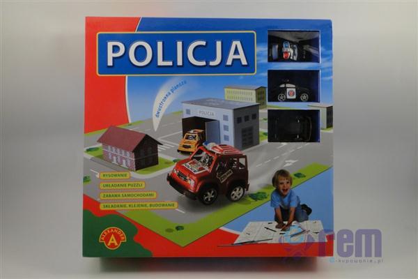 gra AGLOMERACJA MIEJSKA - Policja Komenda +6L
