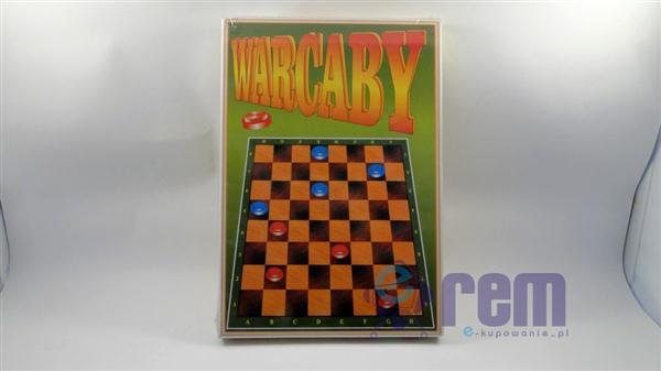 gra strategiczna WARCABY +5L
