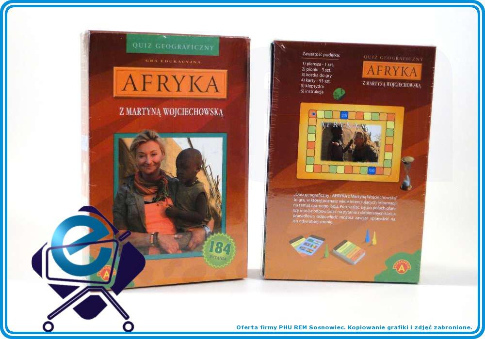ALEXANDER QUIZ AFRYKA z Martynš Wojciechowskš +9L